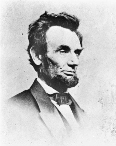 WonderClub New 8.5' X 11' Photo: Portrait Abraham Lincoln Considered Best