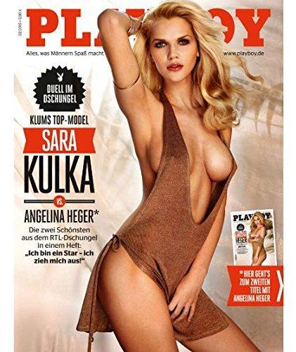 PLAYBOY 02/2015 Topmodel, Bachelor und Dschungelcamp: Sara Kulka und Angelina Heger