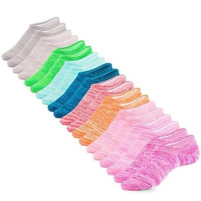 IDEGG No Show Socks