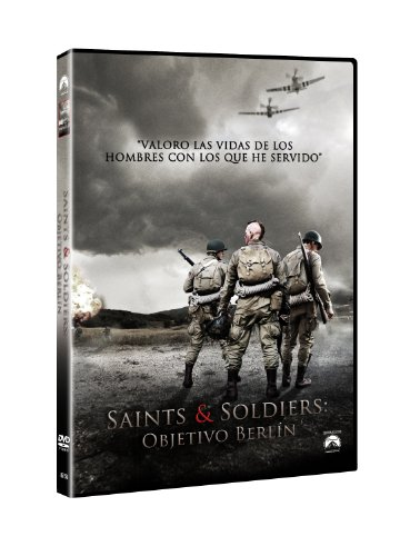 Saints & Soldiers: Objetivo Berlín [DVD]