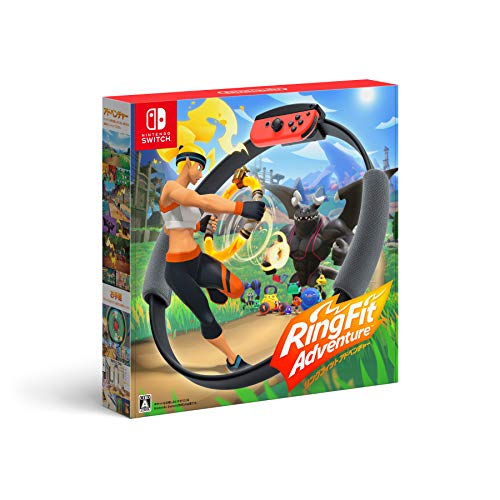 Nintendo Ring fit Adventure -Switch