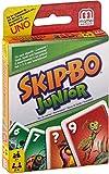 Mattel Games T1882 Skip-Bo Junior Kartenspiel für Kinder
