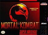 Mortal Kombat -Super Nintendo- Importación Americana