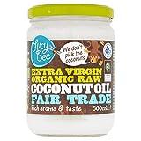 Lucy Bee Aceite de coco virgen orgánico de comercio justo, 500 ml