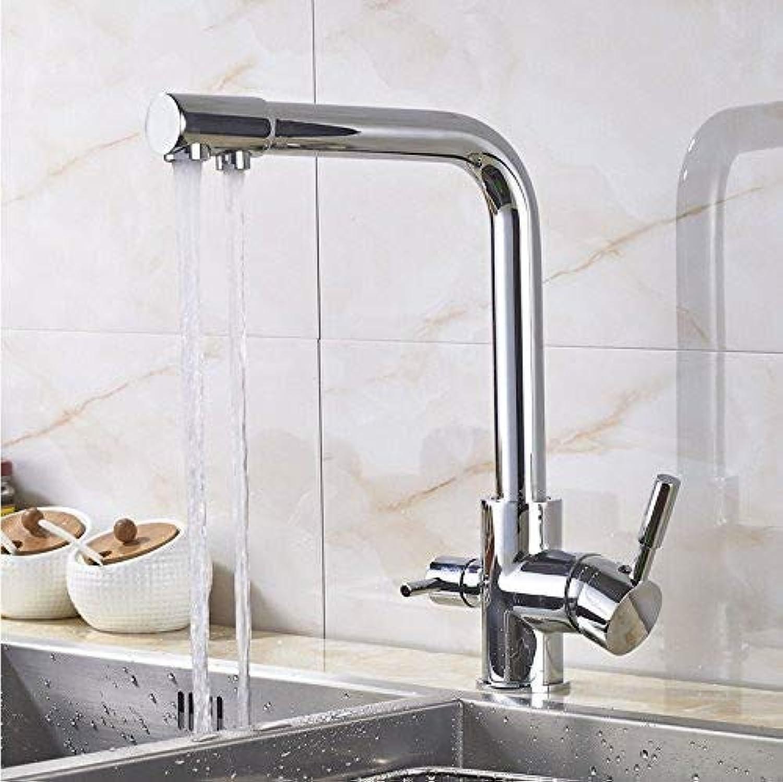 Taps Water Kitchen Sink Faucet Swivel Spout Purification Mixer Tap Taps