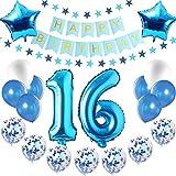 Globos Numeros Decoracion,16er Cumpleaños Bebe Globos Decoracion,Globos de Cumpleãnos,Globos Numeros Gigantes,Globo Numero,Globos Numeros Gigantes para Fiestas,Cumpleaños Niñas,Adornos Cumpleaños (16)