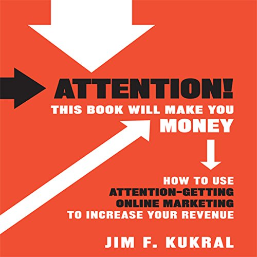 Attention! This Book Will Make You Money audiobook cover art