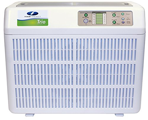 Review Of Field Controls Trio Portable 220V 50 Hz Air Purifier