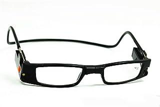 Reading glasses Met LED-verlichting, magnetisch voor mannen en vrouwen, zwart