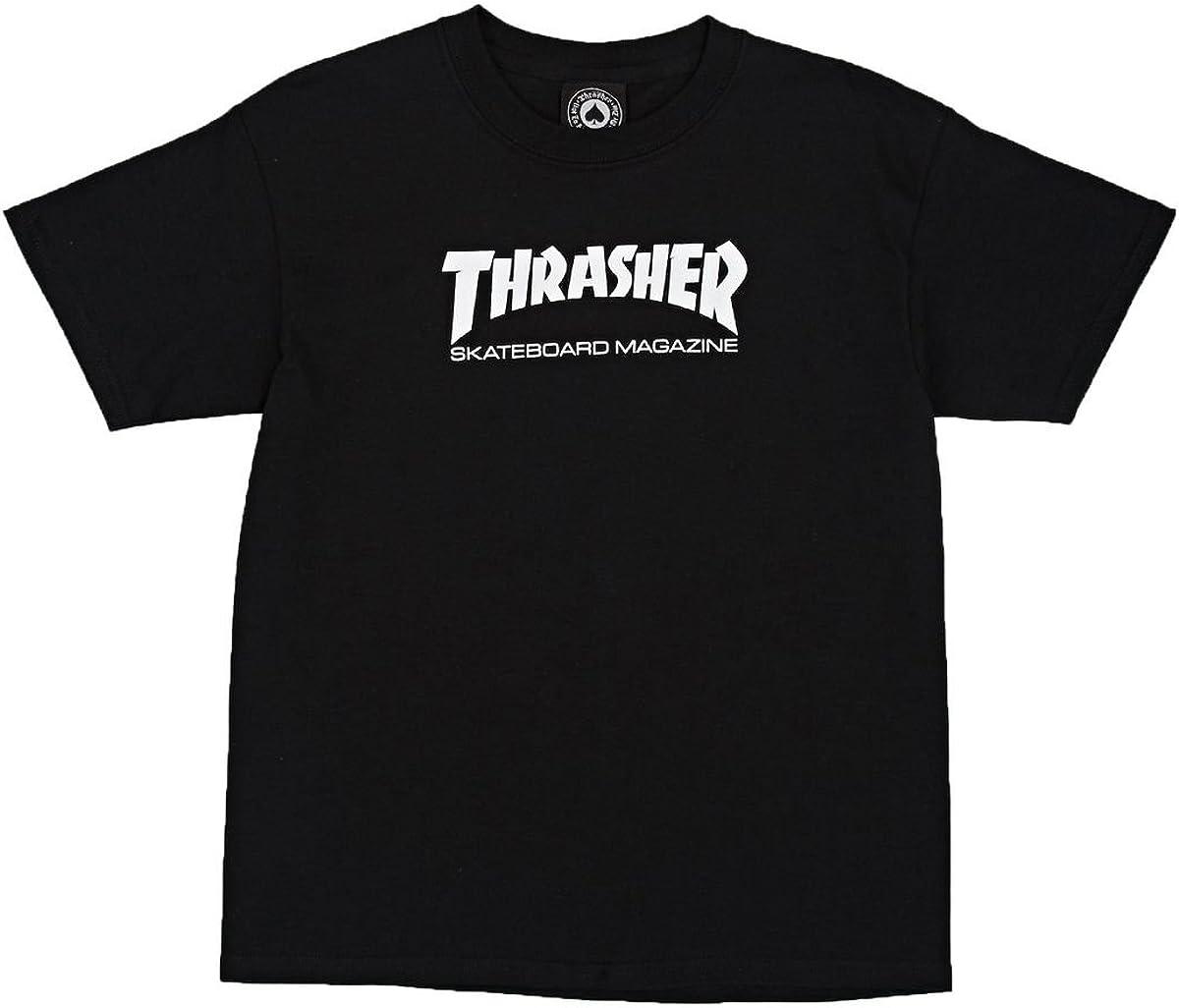 THRASHER Skate mag Camiseta Unisex Adulto