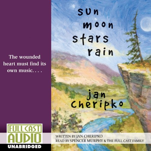 Sun, Moon, Stars, Rain audiobook cover art