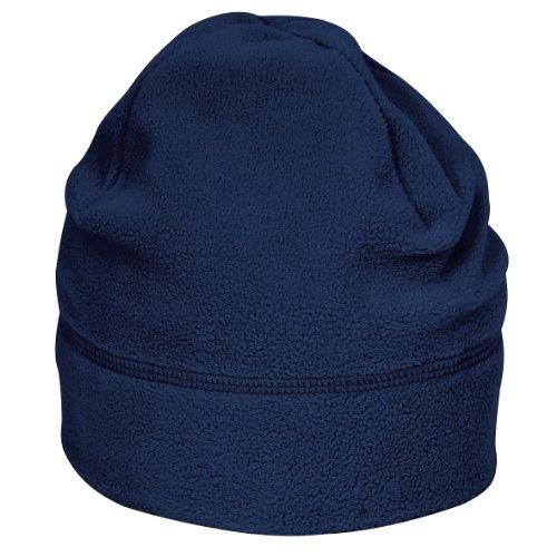 Beechfield - Bonnet en Polaire - Adulte Unisexe (L/XL) (Bleu Marine)