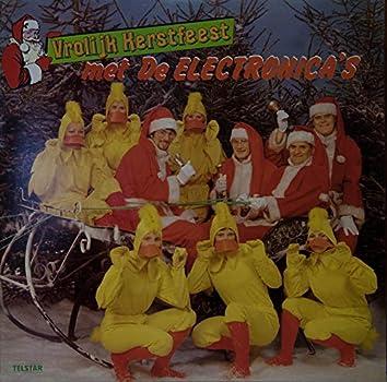 Vrolijk Kerstfeest met de Electronica's