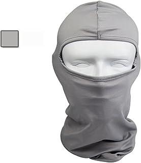 Ultra-Thin Headband Ski Bike Bicycle Face Mask Outdoor Sports Helmet Balaclava Full Face Mask for Sun UV Protection