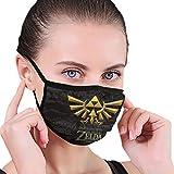 Mundschutz Zelda-30-jähriges Jubiläum Gesichtsschutz Gesichtsschutz Mundschutz Gesichtsschutz Stirnband Schal Bandanas Frauen Männer Outdoor