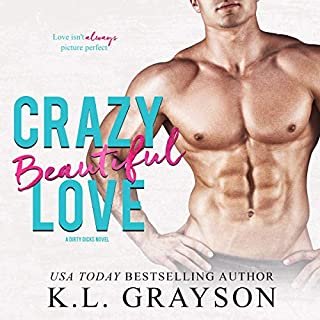 Crazy, Beautiful Love     Crazy Love Series, Book 4              By:                                                                                                                                 K.L. Grayson                               Narrated by:                                                                                                                                 Kai Kennicott,                                                                                        Wen Ross                      Length: 7 hrs and 15 mins     6 ratings     Overall 4.7