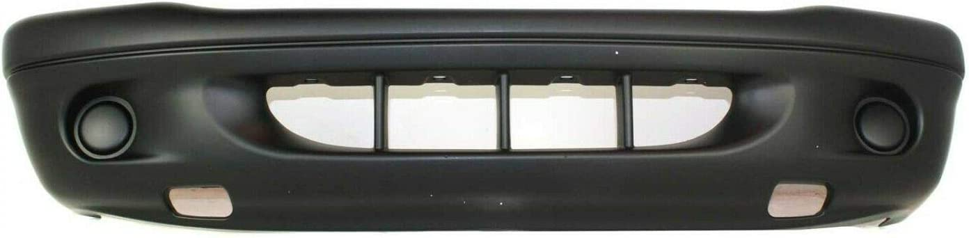 VioletLisa New Replacements Max 72% OFF Front Bumper with NEW E Cover Compatible