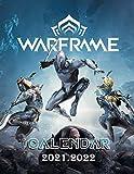 Warframe: 2021 – 2022 Games Calendar – 18 months – 8.5 x 11 Inch High Quality Images