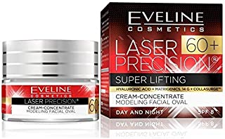 EVELINE LASER PRECISION DAY AND NIGHT cream 60+ 50 ML(4743)