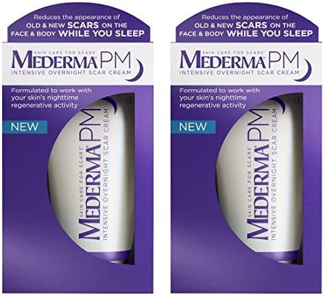 Mederma PM Scar Cream 1 0 Ounce Pack of 2 by Mederma product image