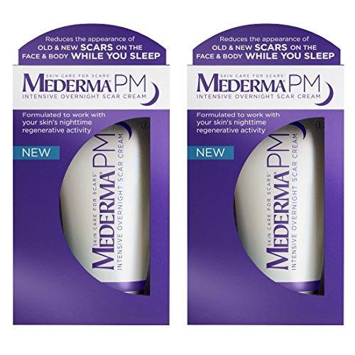 Mederma PM Scar Cream, 1.0 Ounce (Pack of 2) by Mederma