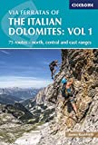Via Ferratas Of The Italian Dolomites: Vol. 1: 75 routes - north, central and east ranges
