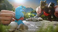 Heroes of Goo jit zu Dinosaure Power Action Figure-shredz le Spinosaurus Goopy New