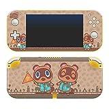 Controller Gear / animal crossing (つぶきち・まめきち) / あつまれ どうぶつの森 海外限定品 公式ライセンス品 / Nintendo Switch Lite用 スキン カバー シール 着せ替え あつまれどうぶつの森 ステッカー