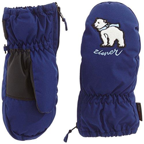 Ziener Baby LE ZOO MINIS glove Ski-handschuhe / Wintersport  warm, atmungsaktiv, blau (estate blue), 80cm