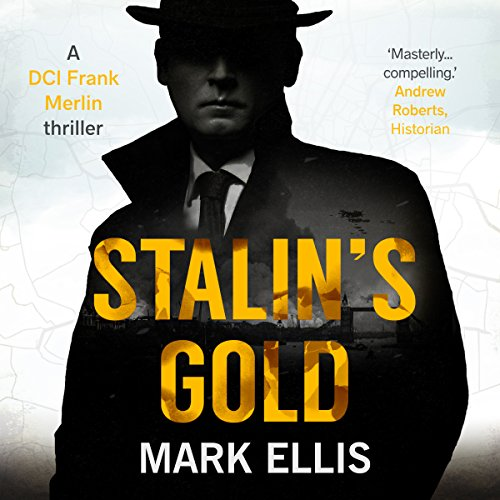 Stalin's Gold audiobook cover art