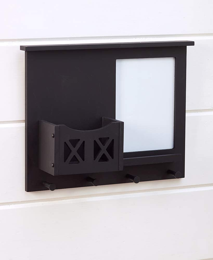 GENERIK Wall-Mounted Product Barn Door Black Mail New product! New type Holder