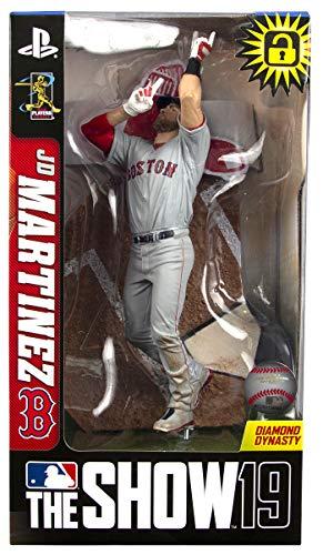 McFarlane Toys MLB The Show 19 J.D. Martinez Action Figure