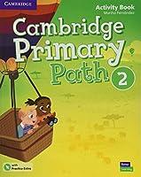 Cambridge Primary Path Level 2 Activity Book with Practice Extra