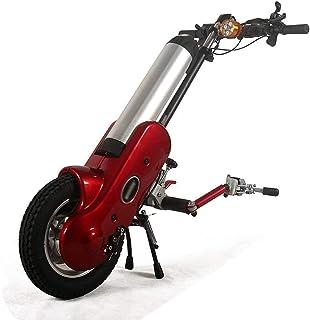 36V 400W Accesorios Ciclo de mano eléctrico para silla de ruedas Accesorio Ciclo de mano para discapacitados con batería de iones de litio de 15AH, marco de silla de ruedas para vehículo eléctrico Co