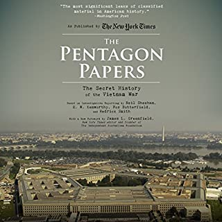 The Pentagon Papers cover art