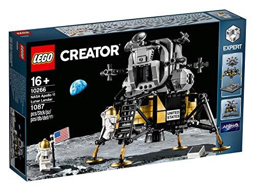 Lego Ideas - NASA Apollo 11 Lunar Lander, maqueta de Juguete