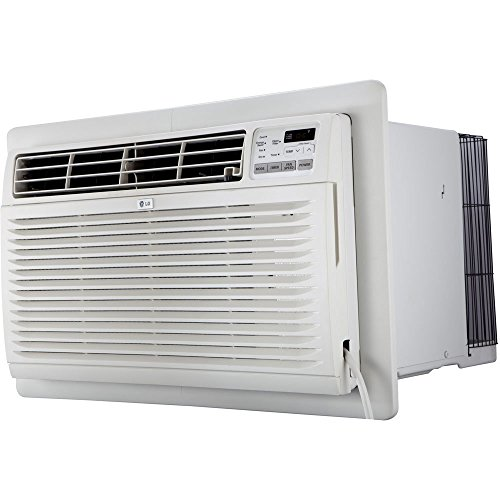LG 10,000 BTU In-Wall Air Conditioner with Remote Control and Dehumidifier (not suitable for window installation)