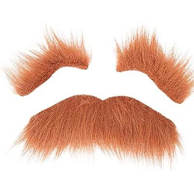 Ceja de barba falsa