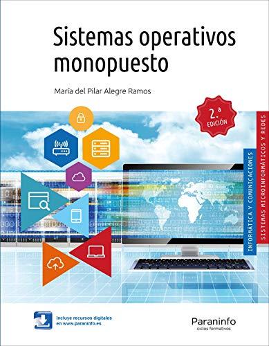 Sistemas operativos monopuesto 2.ª edición 2019