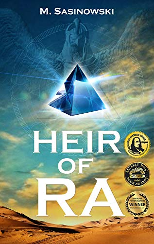 Heir of Ra (Blood of Ra Book One) (English Edition)