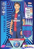 Neymar Jr Paris Saint-Germain 2018/19 Topps Match Attax Champions League EXCLUSIVE LIMITED EDITION Card! Shipped in Ultra Pro Top Loader to Protect it! WOWZZER