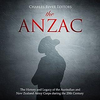 The ANZAC cover art