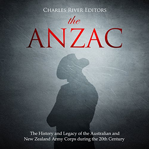 The ANZAC cover art