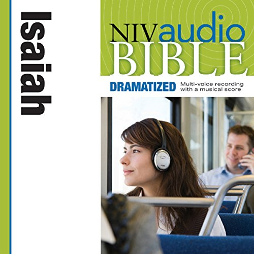 Dramatized Audio Bible - New International Version, NIV: (21) Isaiah  By  cover art