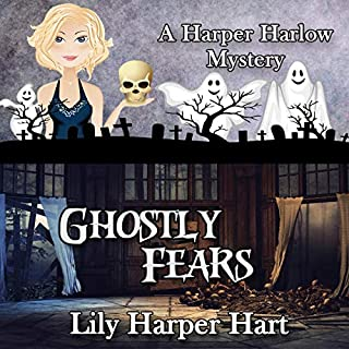 Ghostly Fears audiobook cover art