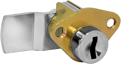 Salsbury Industries 2290 Replacement Lock for Aluminum Mailbox with 2 Keys