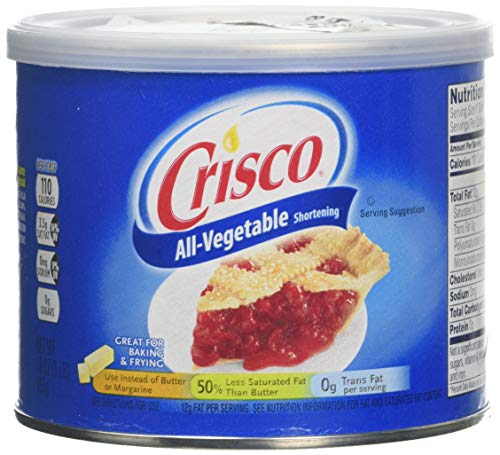 Crisco Shortening 16 OZ (453g)
