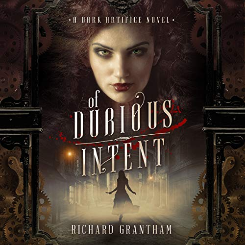Of Dubious Intent audiobook cover art