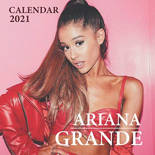 Ariana Grande: 2021 Wall Calendar - Large 8.5' x 17' When Open - 12 Months