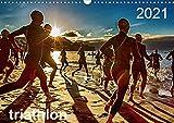 TRIATHLON 2021 (Wandkalender 2021 DIN A3 quer)
